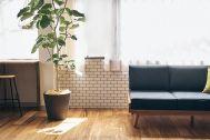 studio B (スタジオ ビー):2F 壁はパネルでアレンジ可能(タイル)