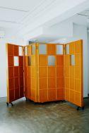 STUDIO LILLARD (スタジオ リラード):可動式ビンテージパーテーション有