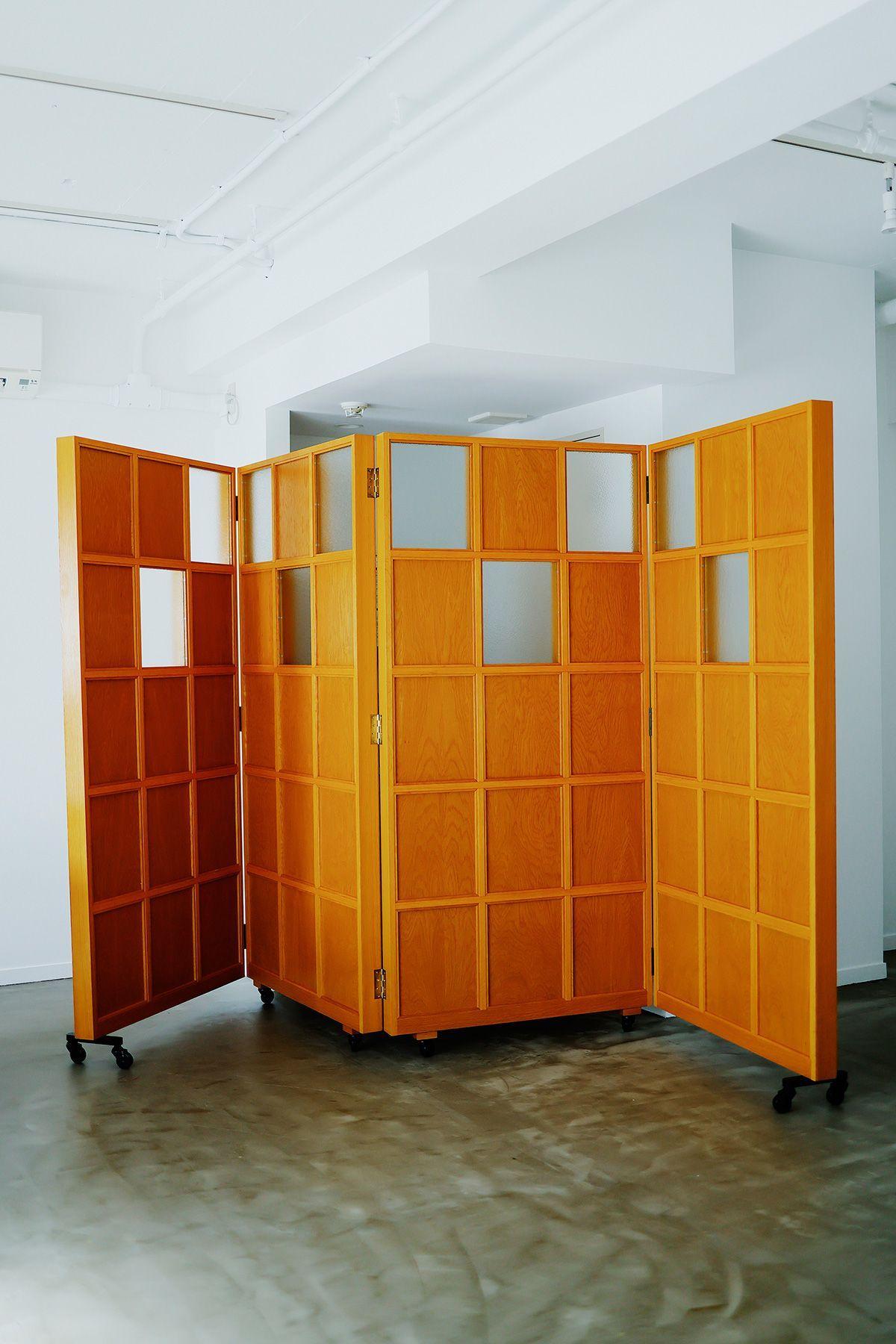STUDIO LILLARD (スタジオ リラード)可動式ビンテージパーテーション有