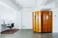 STUDIO LILLARD (スタジオ リラード):奥壁を背にしたアングル