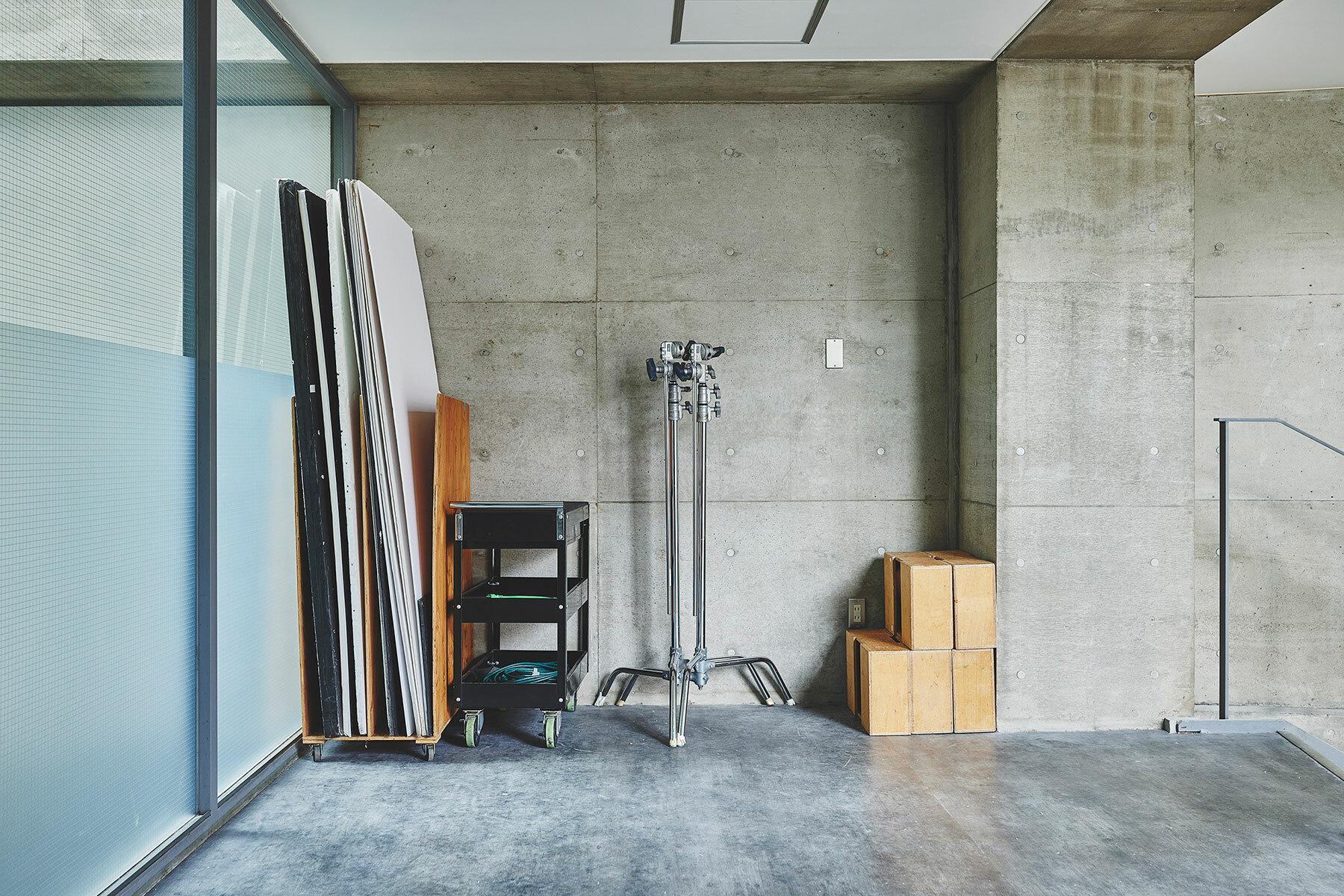 PORCH Shinagawa studio 2F(ポーチ シナガワスタジオ)Makeup room