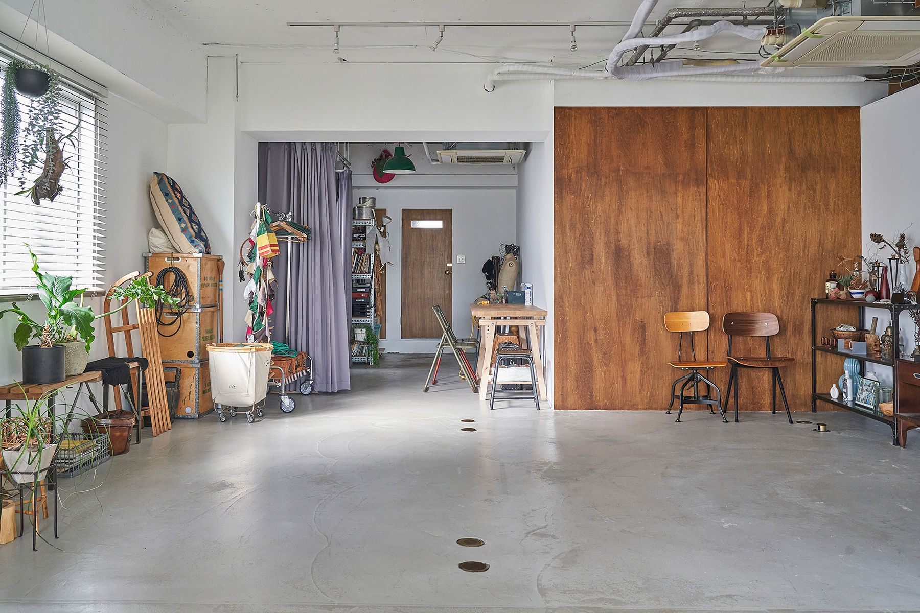 BASK STUDIO (バスク スタジオ)