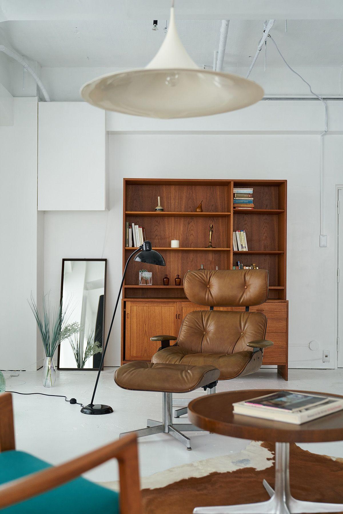 旧海岸第五スタジオ愛でたくなる家具