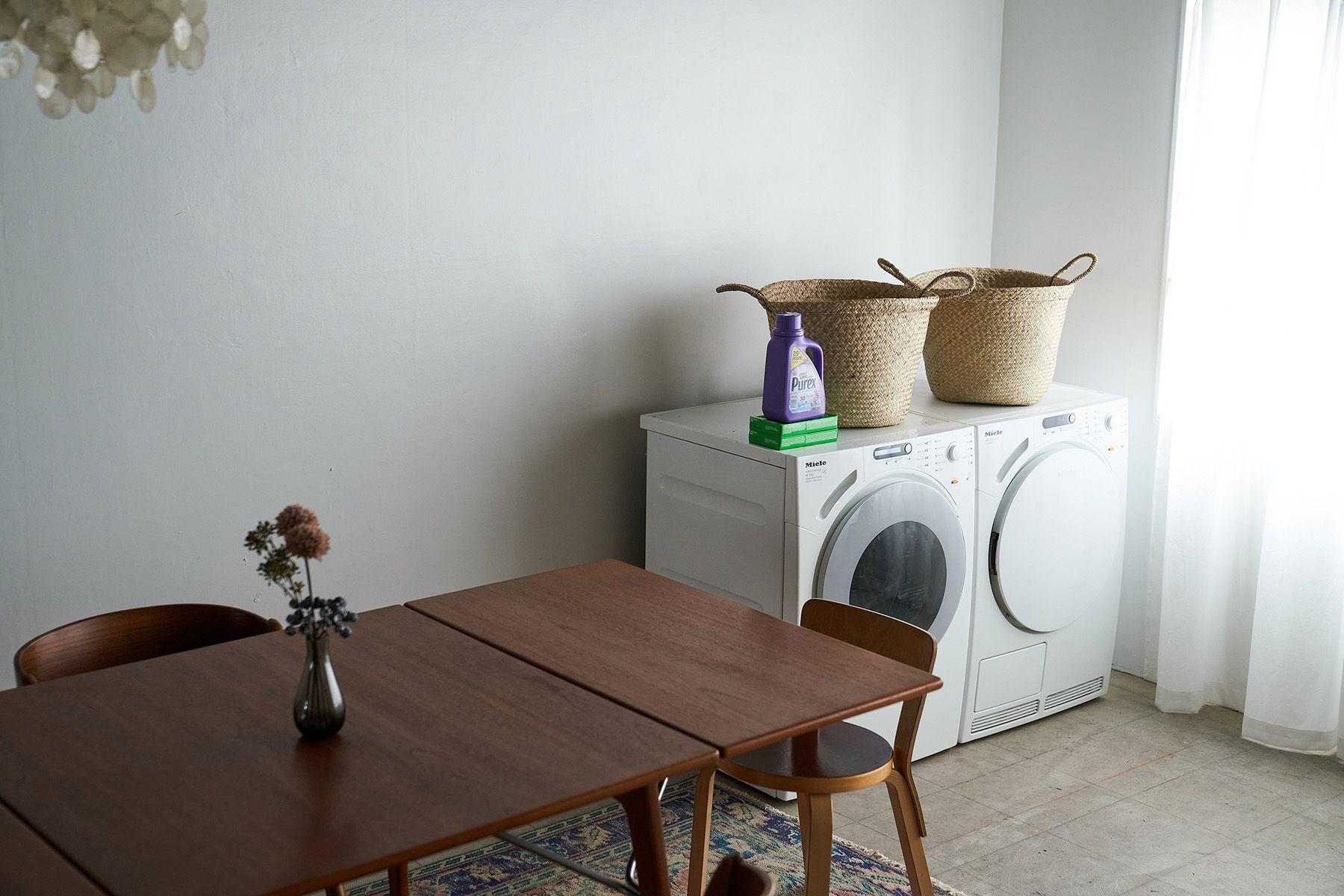 旧海岸第九スタジオ洗濯機はmiele