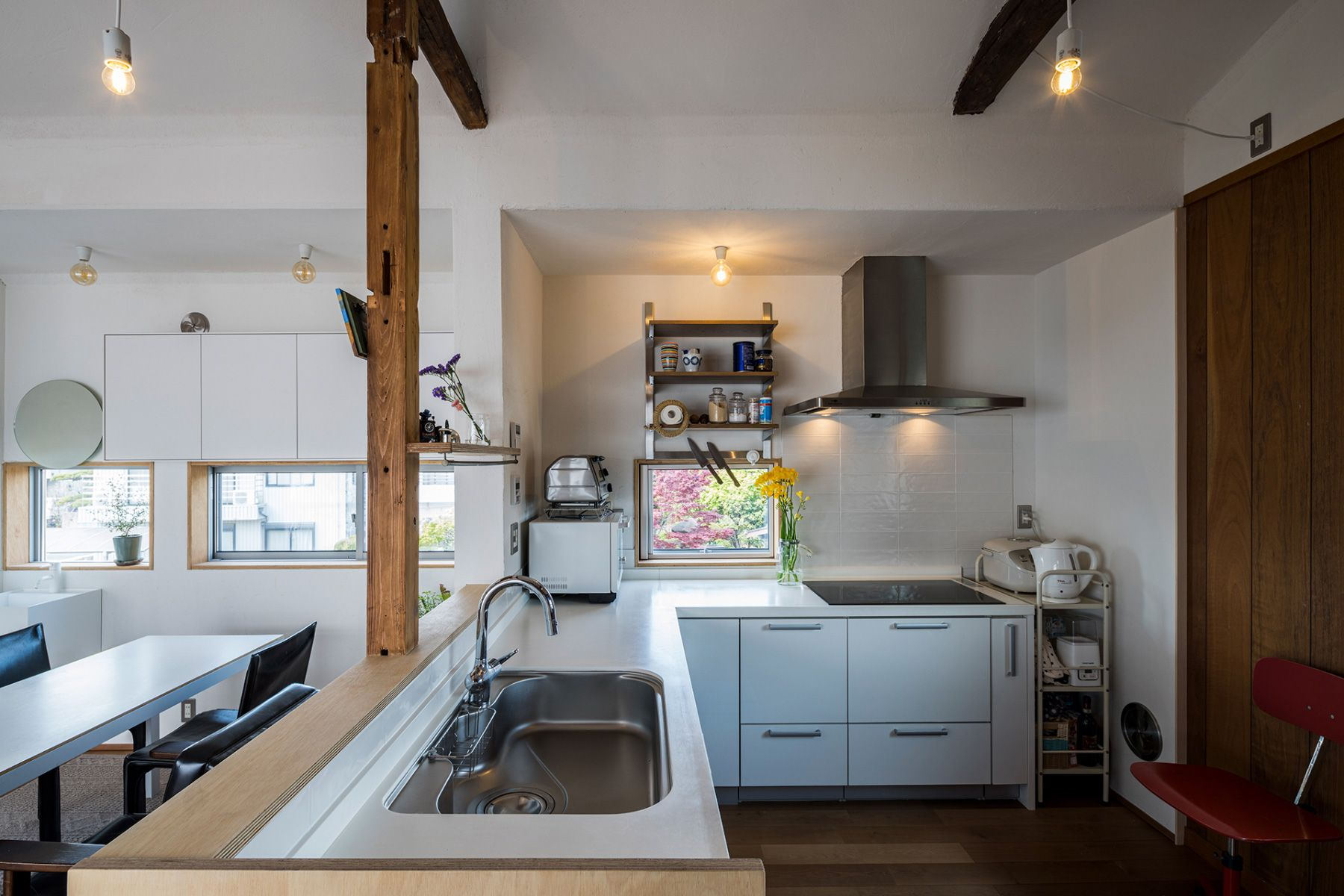 mado/個人宅2F キッチン