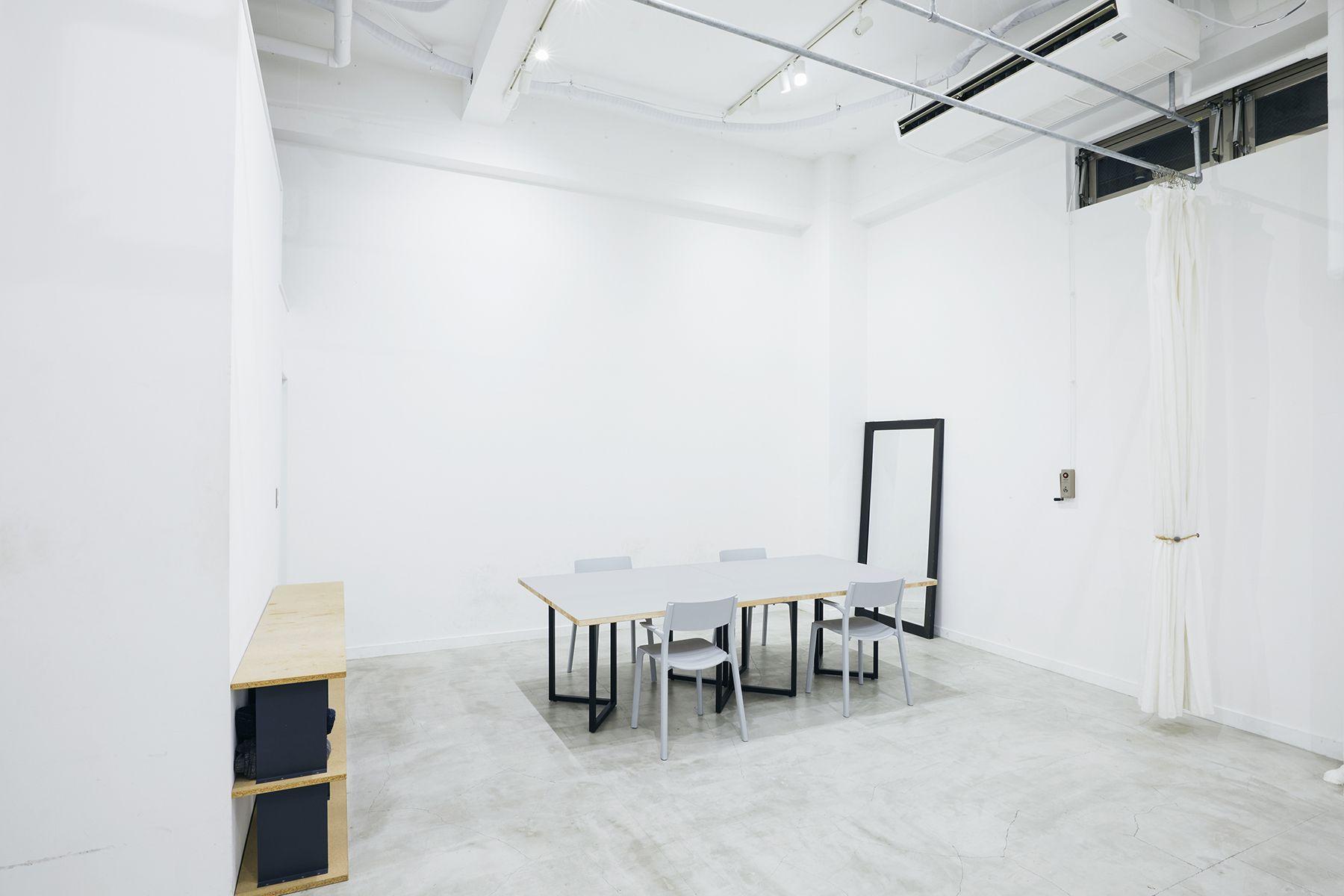 sinca studio 中野坂上 (シンカ スタジオ)待合スペースあります