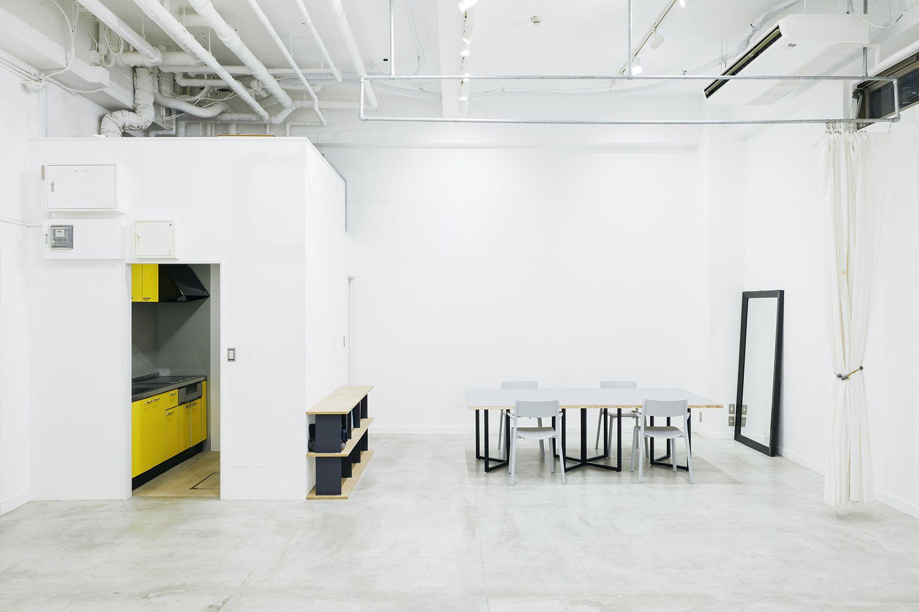 sinca studio 中野坂上 (シンカ スタジオ)くつろげる空間があります