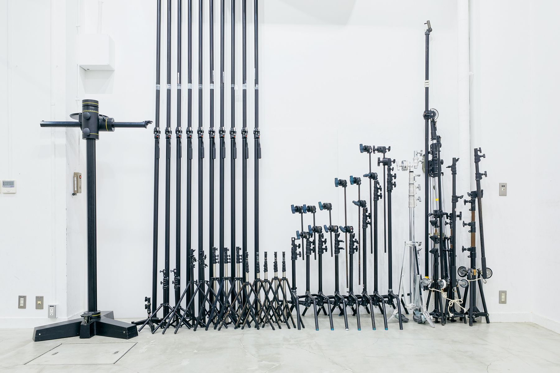 sinca studio 中野坂上 (シンカ スタジオ)常備機材は使い放題