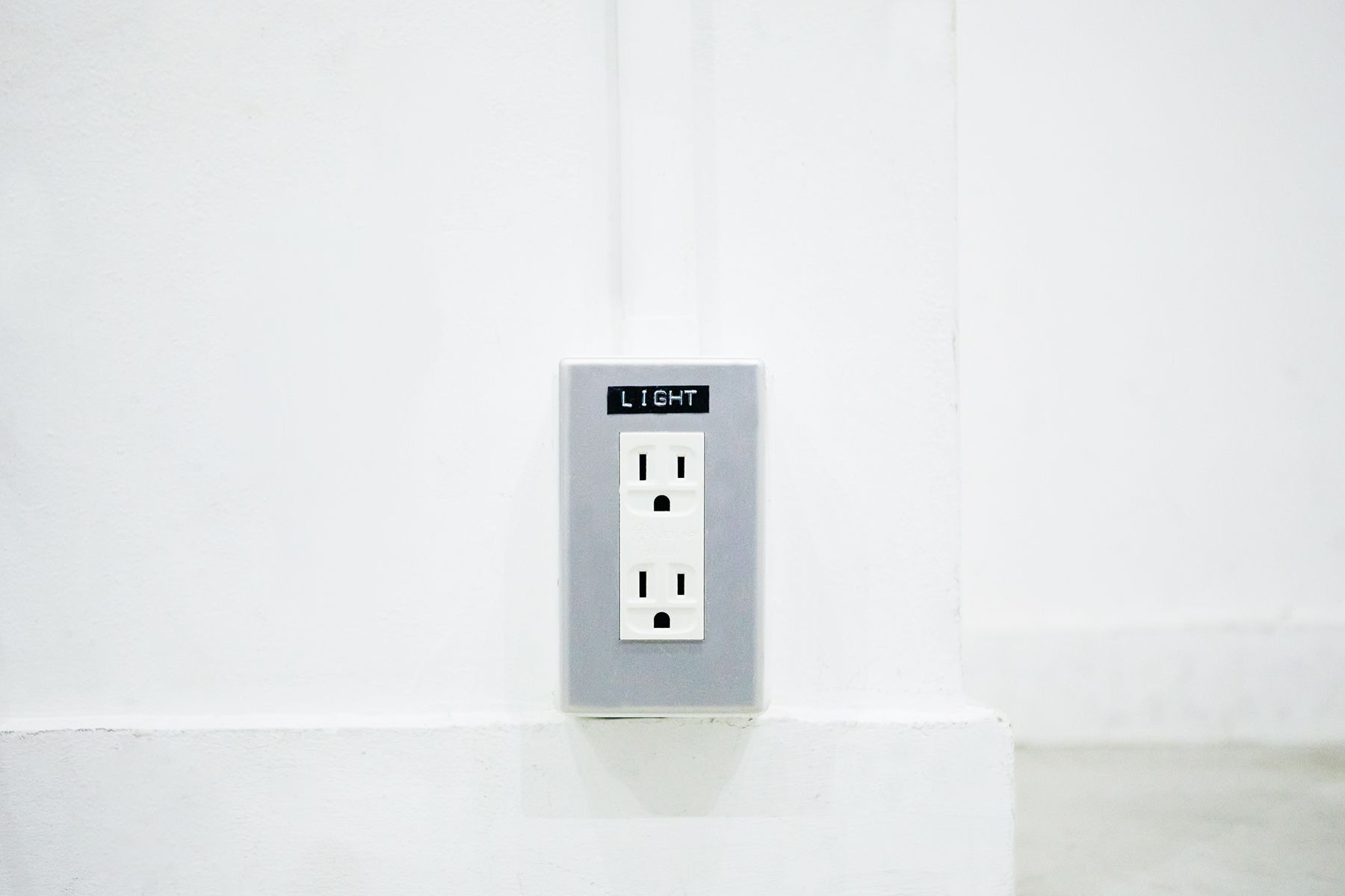 sinca studio 中野坂上 (シンカ スタジオ)照明用コンセントは別回路で安心