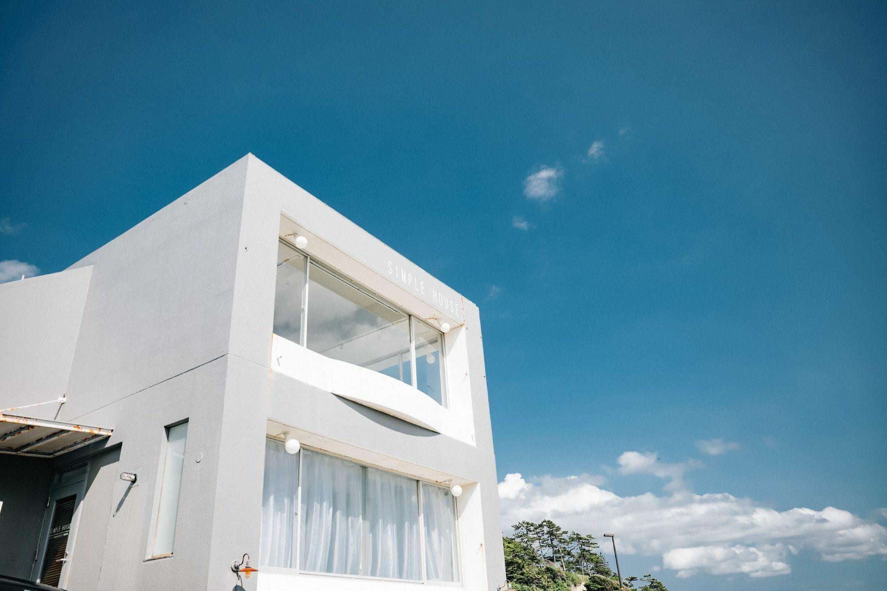 SIMPLE HOUSE (シンプル ハウス)外観