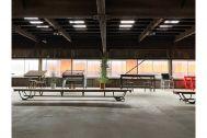 旧海岸第八スタジオ:木・トタン・コンクリート