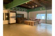 旧海岸第八スタジオ:50㎡の控室