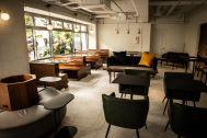 ANEA CAFÉ  松見坂/店舗 (アネアカフェ マツミザカ):インタビューにもおすすめ