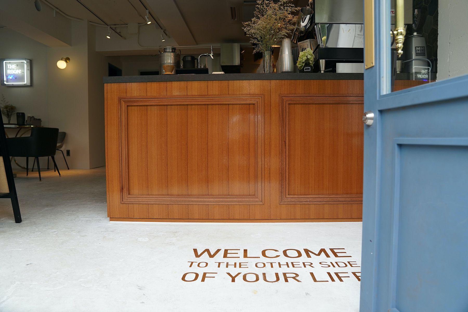 ANEA CAFÉ  松見坂/店舗 (アネアカフェ マツミザカ)エントランス