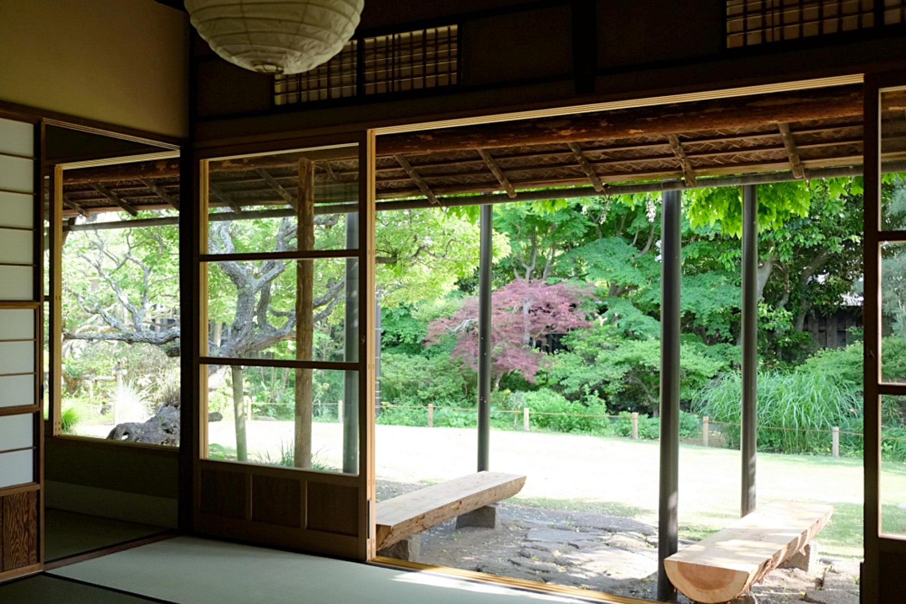 雪ノ下の茶亭和室 1