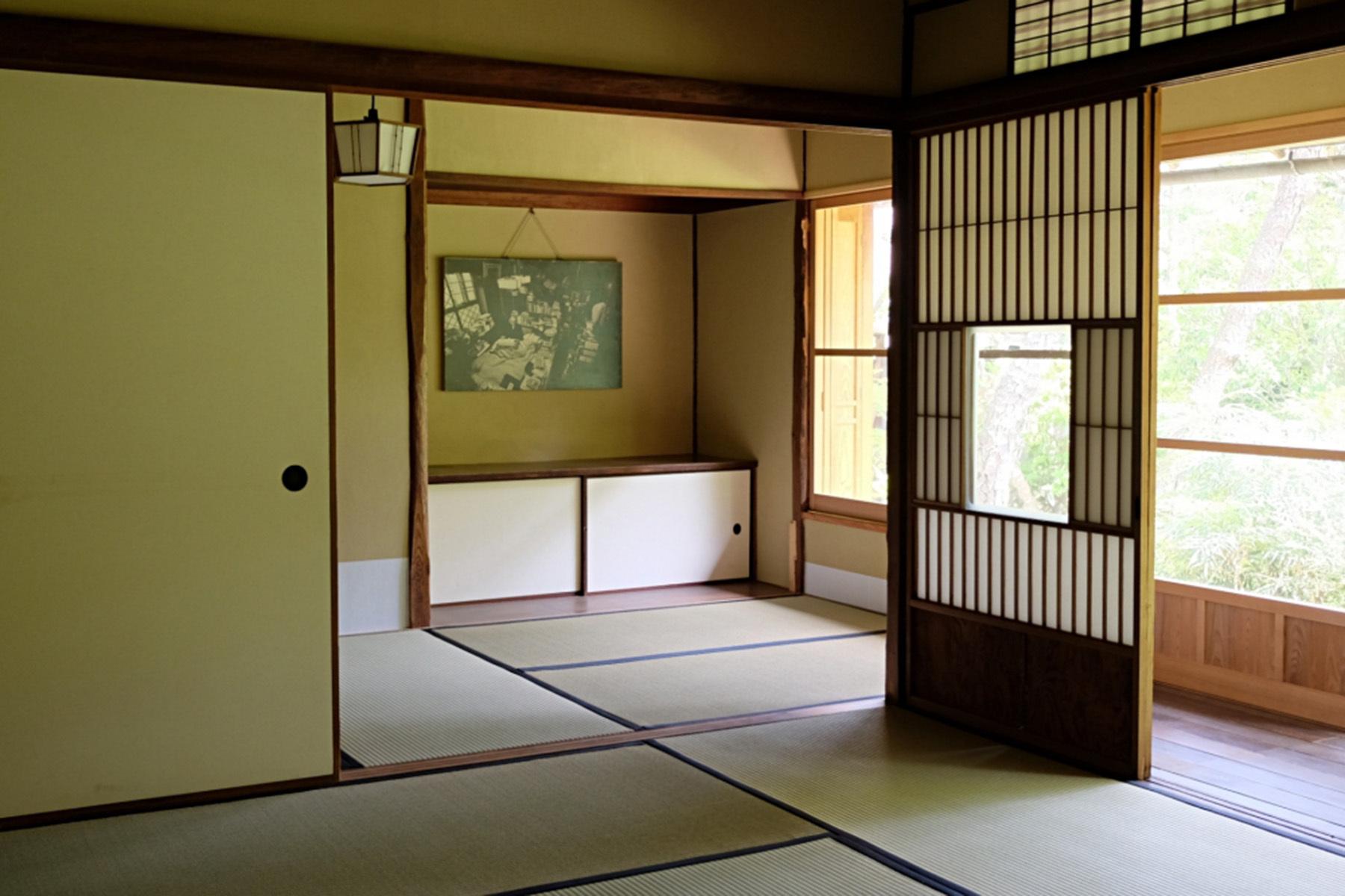 雪ノ下の茶亭和室 2