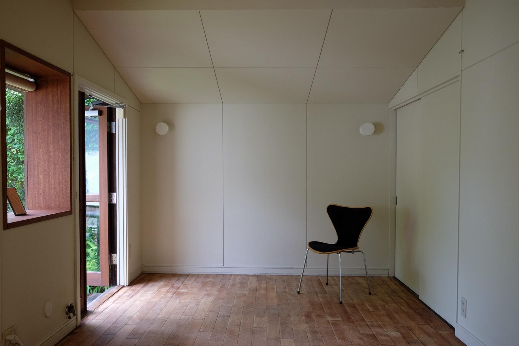 雪ノ下の茶亭庭
