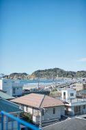 THE FLOW KAMAKURA (ザ フロウ カマクラ):SORA屋上/由比ヶ浜と大空を望む