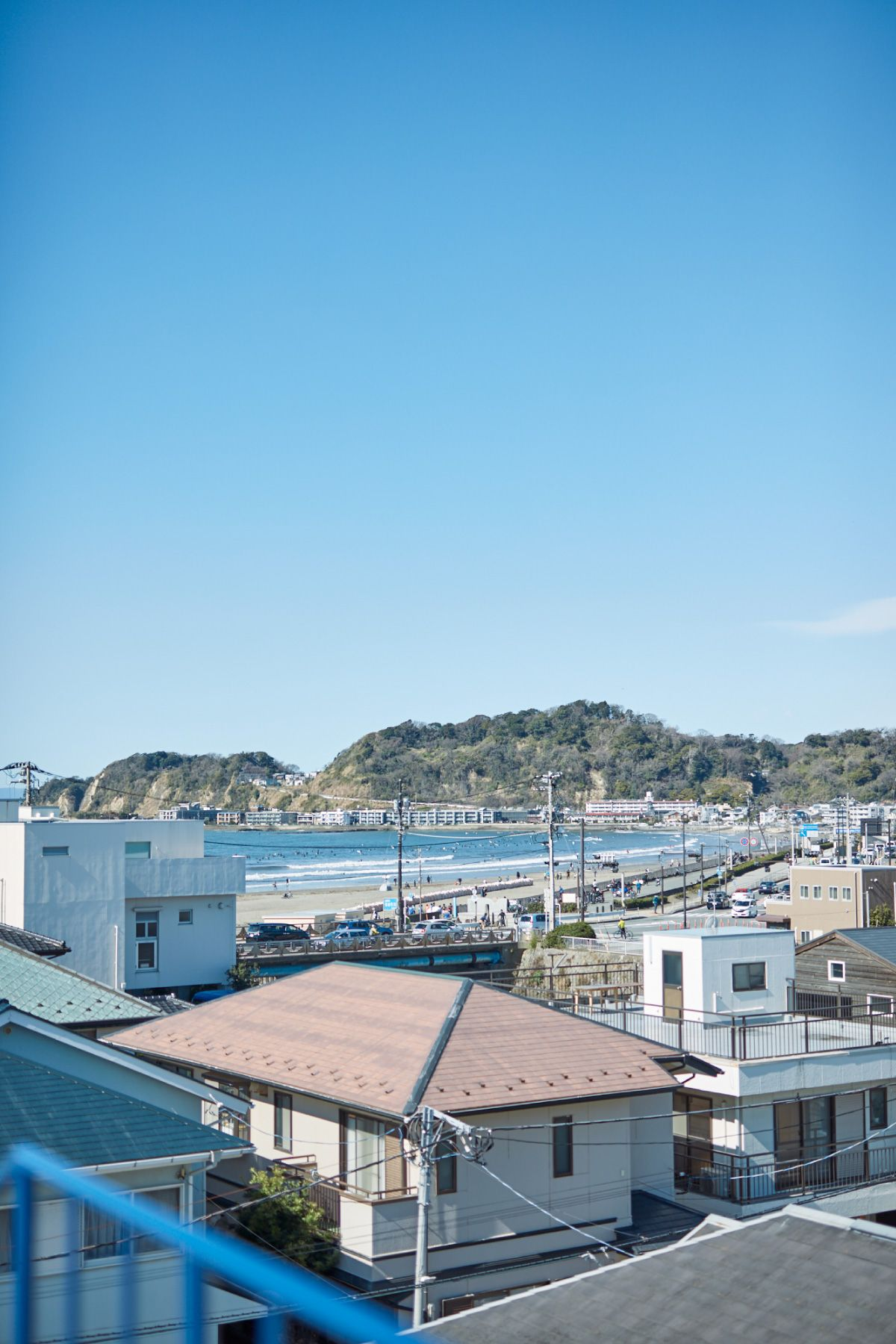 THE FLOW KAMAKURA (ザ フロウ カマクラ)SORA屋上/由比ヶ浜と大空を望む