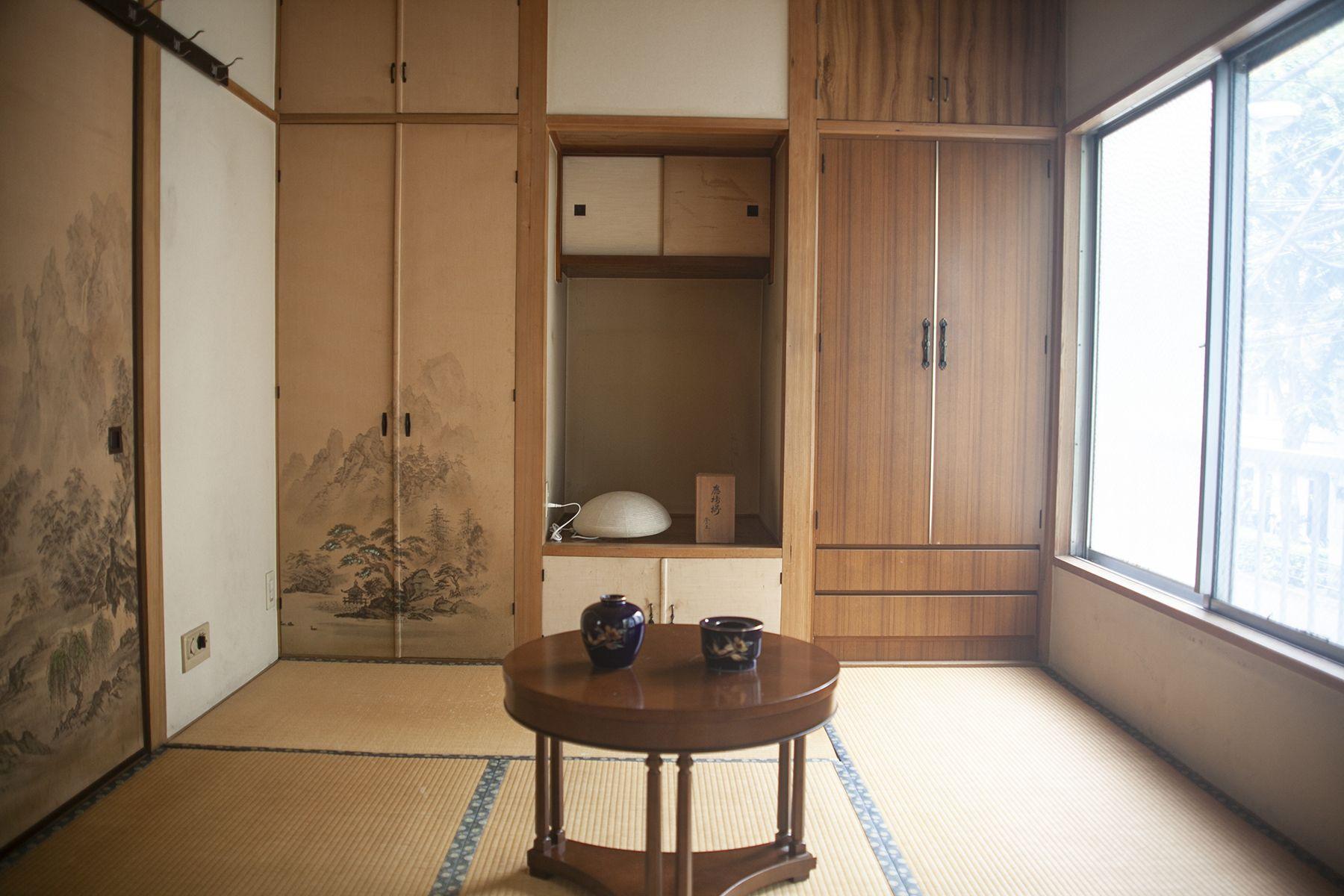 塩/シェアアトリエ (ropeマネジメントスペース)2F 丸テーブルで純和室にも