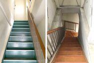 塩/シェアアトリエ (ropeマネジメントスペース):屋上 三鷹駅の街並み