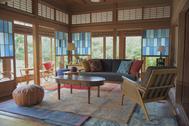 佐倉スタジオ (サクラ スタジオ):南の廊下