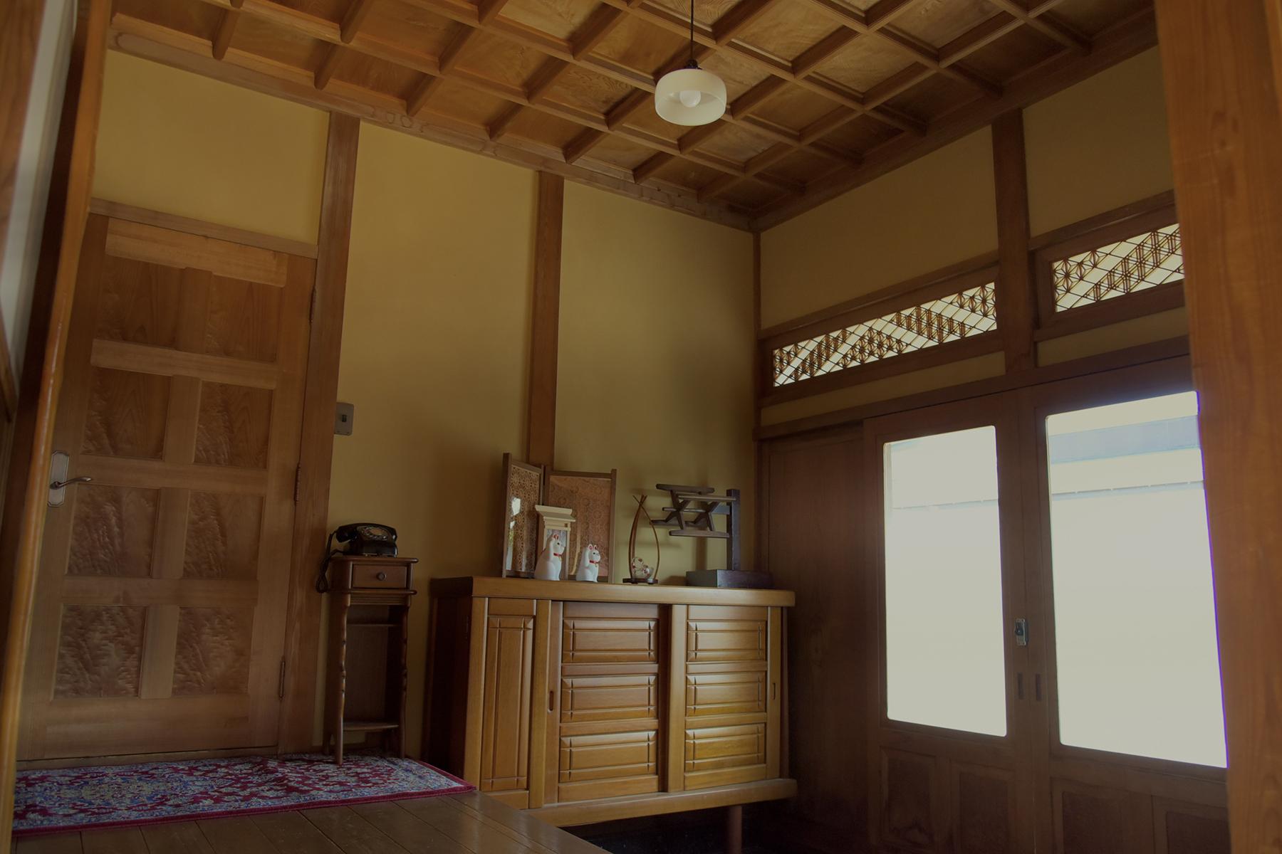 佐倉スタジオ (サクラ スタジオ)門外から外観