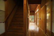 佐倉スタジオ (サクラ スタジオ):廊下 階段