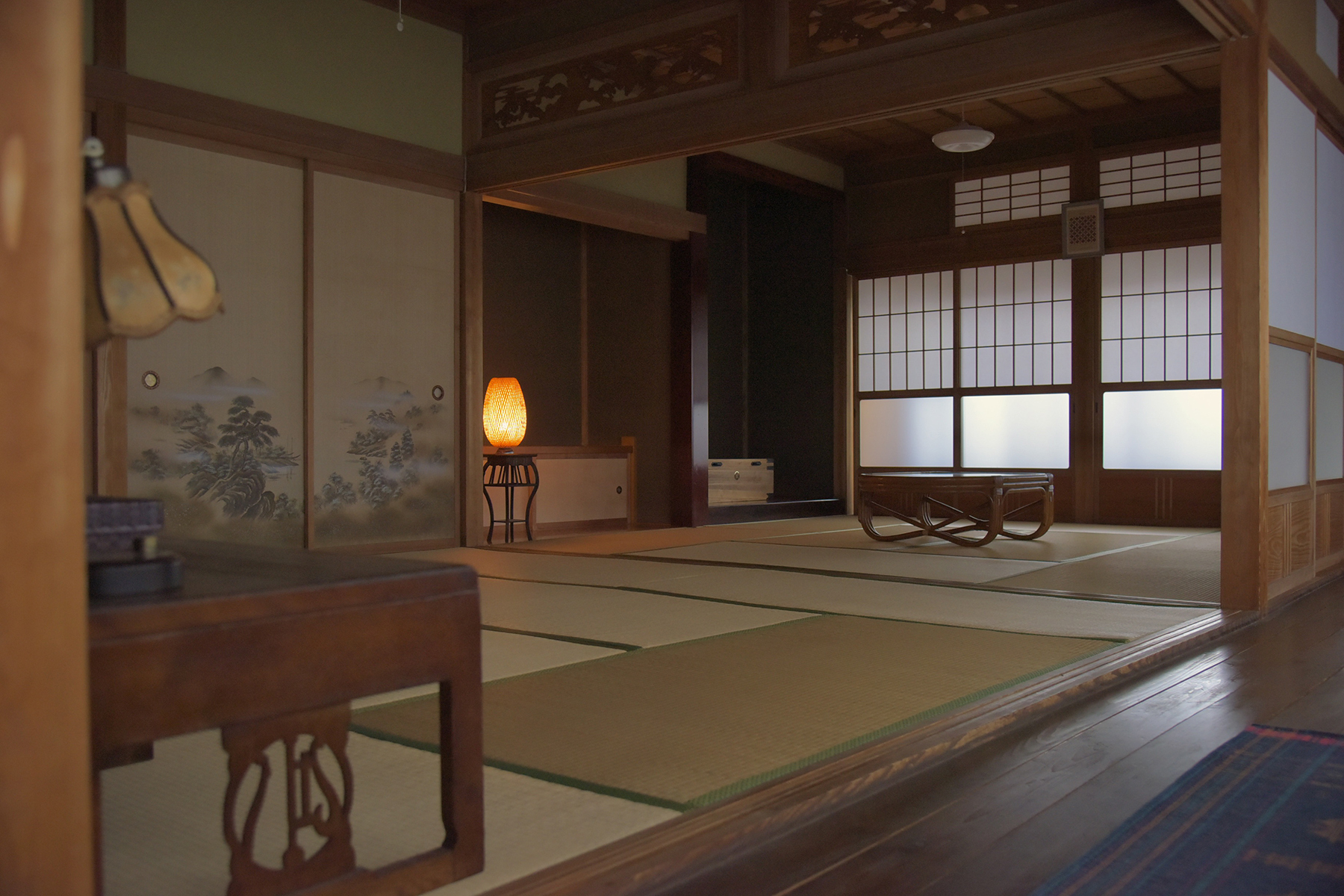 佐倉スタジオ (サクラ スタジオ)二階和室