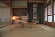 佐倉スタジオ (サクラ スタジオ):二階廊下