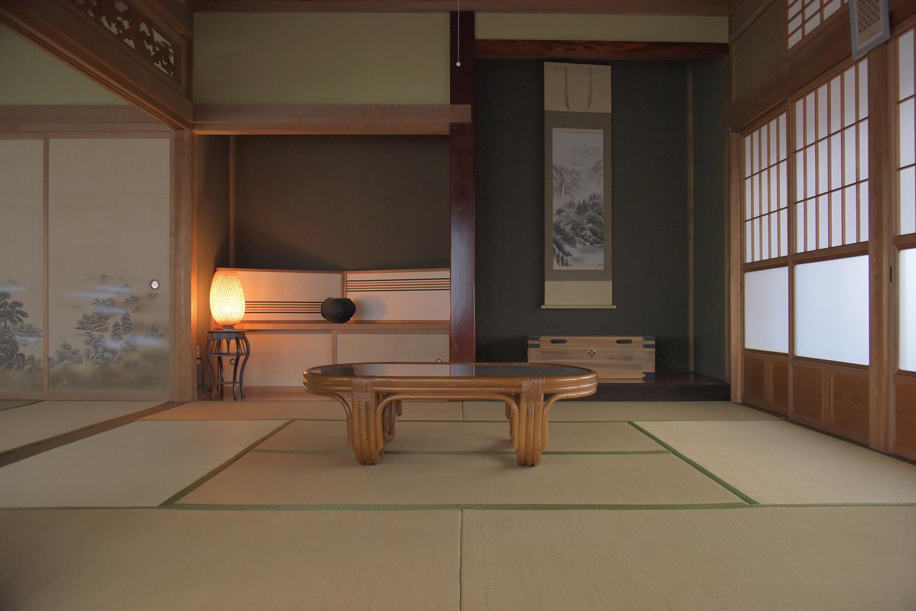 佐倉スタジオ (サクラ スタジオ)二階廊下