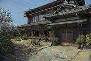 佐倉スタジオ (サクラ スタジオ):縁側と居間 洋風の設え