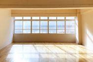 STUDIO H (スタジオ エイチ):A カーテン取り外し可