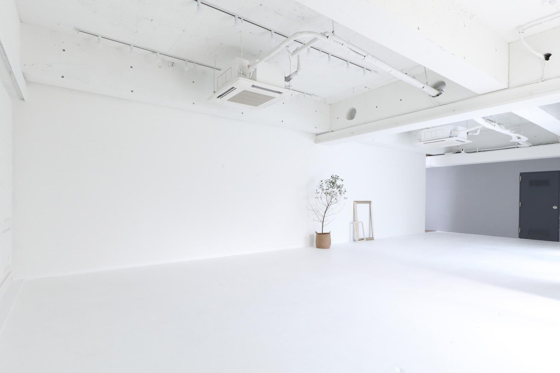 STUDIO FOXTAIL Ast (スタジオ フォックステイル Ast)複数ある全面カーテンで空間演出