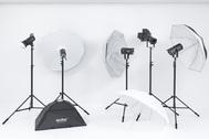 STUDIO FOXTAIL Ast (スタジオ フォックステイル Ast):充実の椅子/鏡/ハンガー/小物