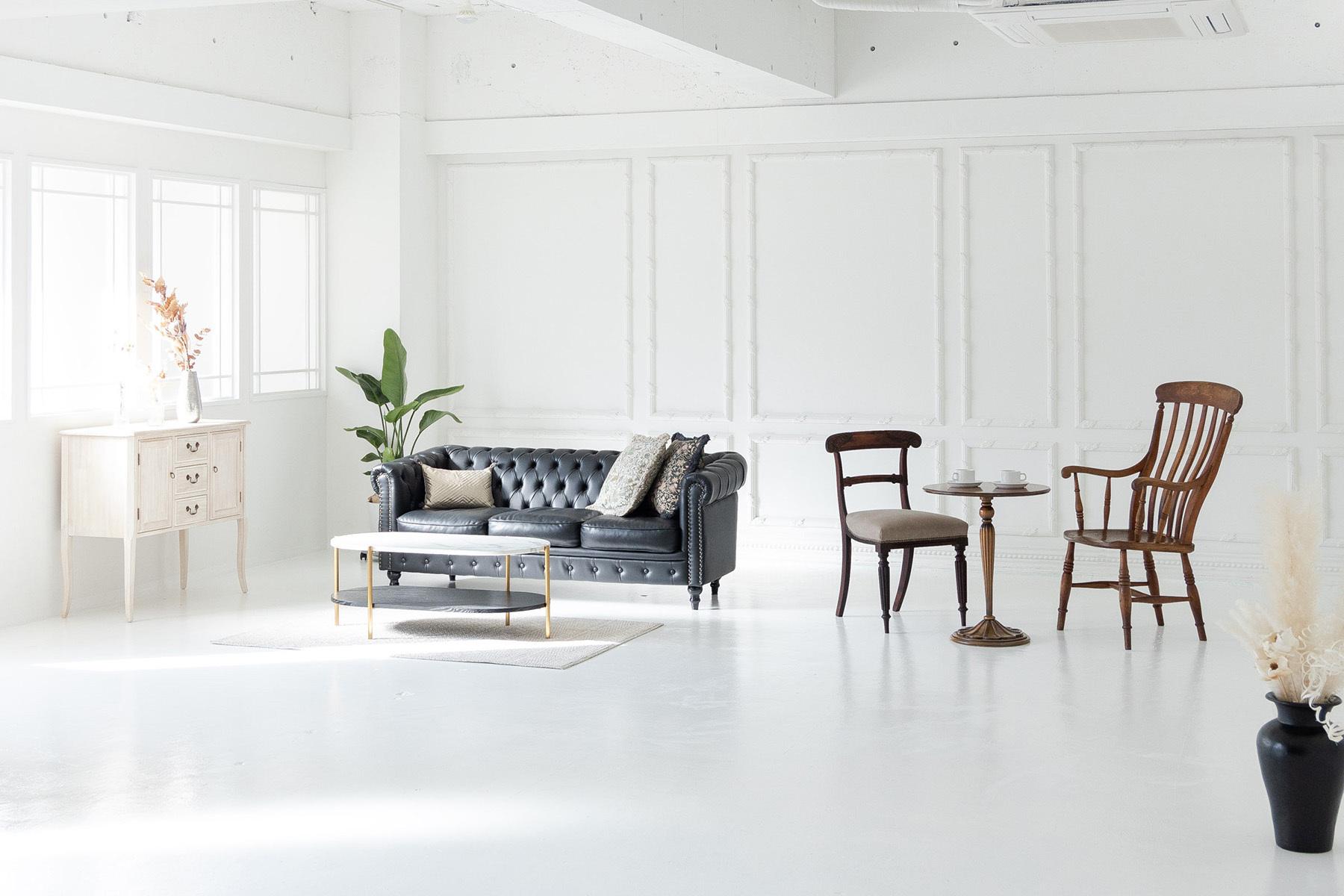 STUDIO FOXTAIL Ast (スタジオ フォックステイル Ast)白が基調の光あふれるスペース