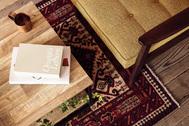 STUDIO FOXTAIL Bst (スタジオ フォックステイル Bst):全面に自然光が差込むサンルーム