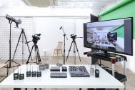 STUDIO FOXTAIL Bst (スタジオ フォックステイル Bst):最新のライブ配信用機材を完備