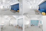 STUDIO FOXTAIL Bst (スタジオ フォックステイル Bst):充実の椅子/鏡/ハンガー/小物