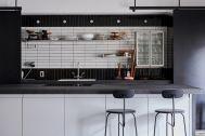 STUDIO-LP 青葉台/LP-2 キッチン&リビング:南向きの窓からの光