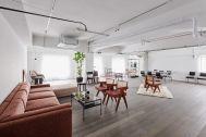 STUDIO-LP 青葉台/LP-2 キッチン&リビング:様々な家具をご使用頂けます