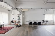 STUDIO-LP 青葉台/LP-2 キッチン&リビング:全ての照明は調光できます