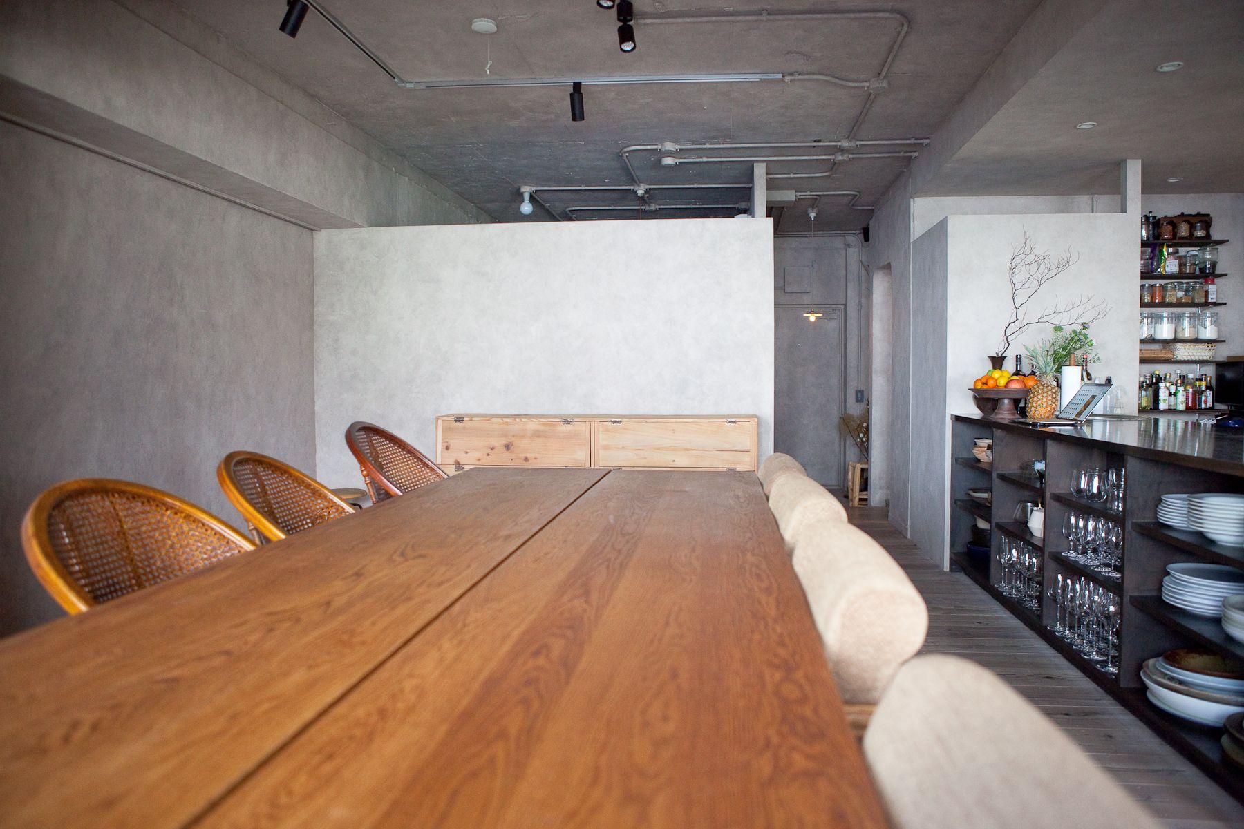 Home横浜みなとみらい(Studio Licorneマネージメントスペース)