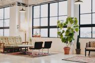 Beatnik Photo Studio:2F 窓の方角は南東