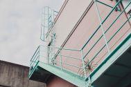 Beatnik Photo Studio:階段
