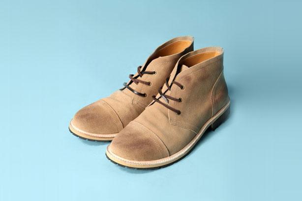 Chukka boots : 15,750yen