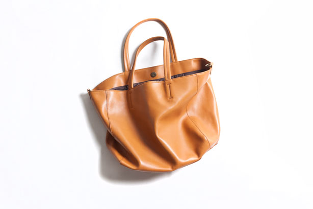 Color Leather Tote Bag : 9,975yen