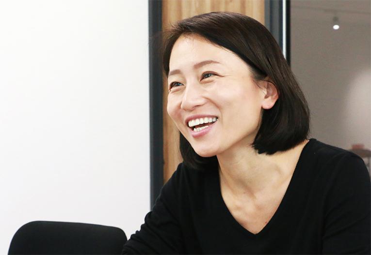 株式会社ビザスク 代表取締役CEO端羽英子氏