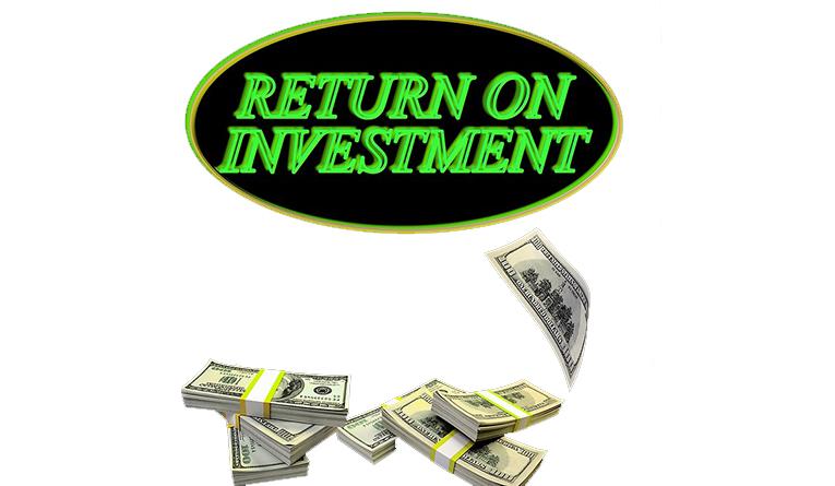 投資の成果を数値でしっかりと把握!ROIとは?
