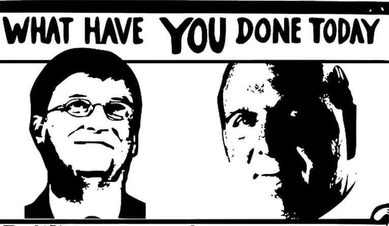 ビル・ゲイツの警告「税理士は確実に激変する!」 ~10年後の税理士ストーリー~